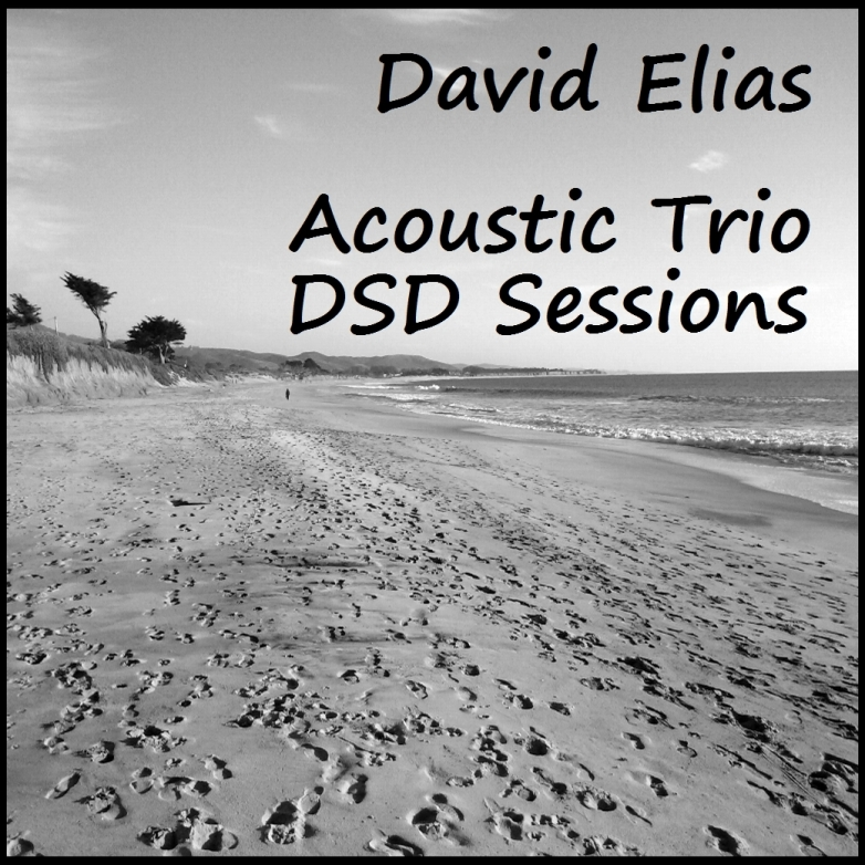 David Elias - Acoustic Trio DSD Sessions