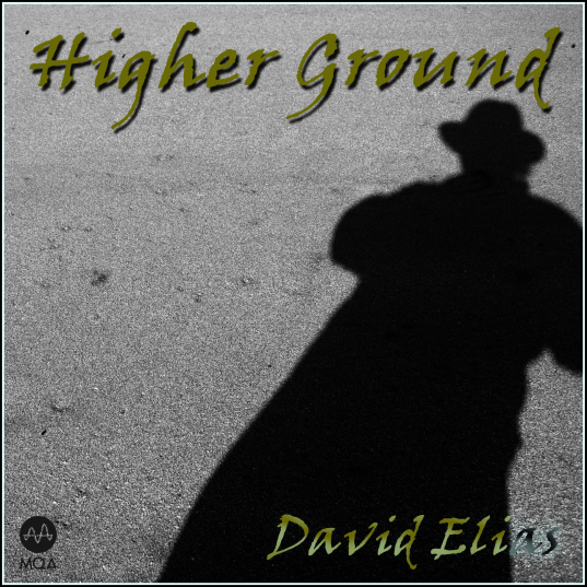 David Elias - Higher Ground - 1400px Cover - MQA - FINAL