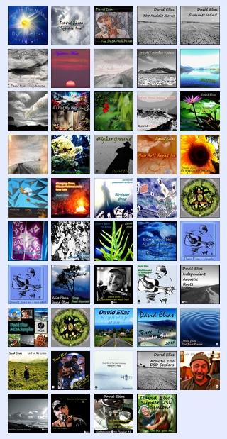 DavidElias-BandCampDiscography-49Titles